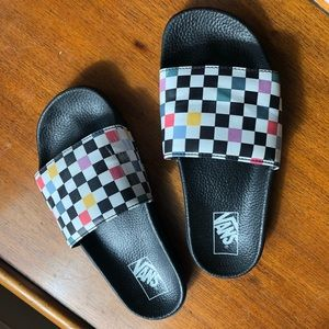 Vans Slip on Slides!